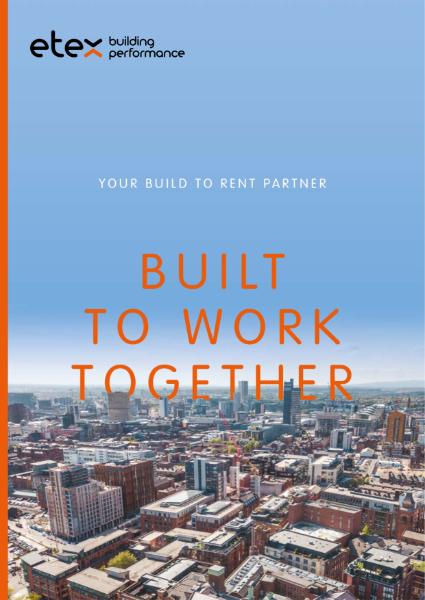 Etex Your Build To Rent Partner