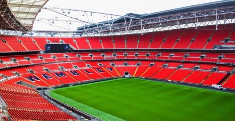 Wembley Stadium London water tanks have Keraflo control