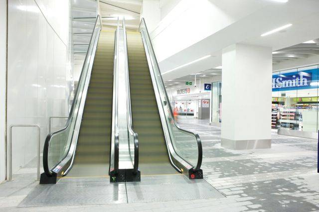 The A2S Commercial Escalator