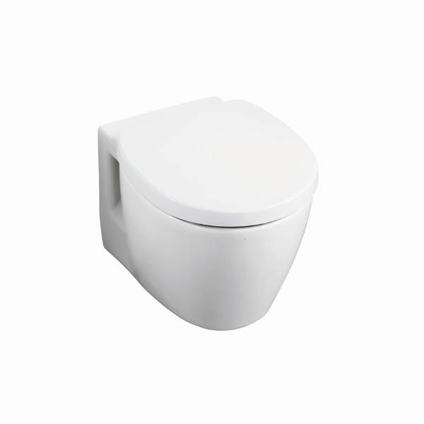 Concept Space Compact Wall Mounted WC Suite