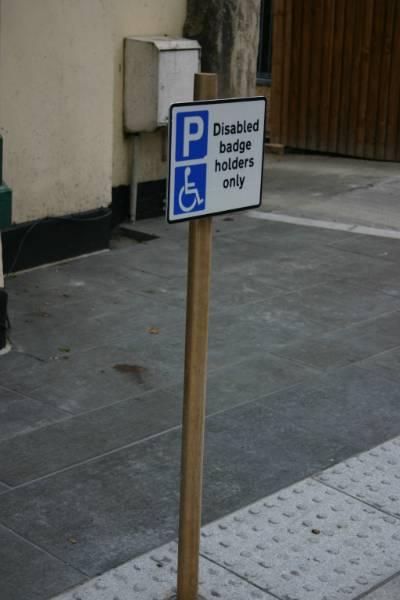 ASF Bronze Sign Posts