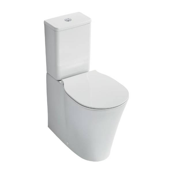 Concept Air Close Coupled Back to Wall WC Suite