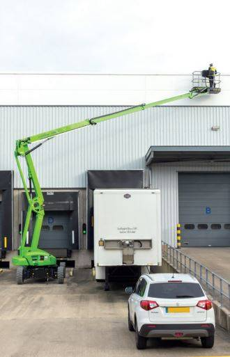 HR21 - 2x4 - Cherry picker