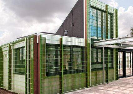 SMART GATE AND MESH IN PAVILION MAKEOVER