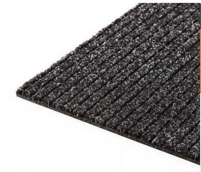 Studio Ribbed Carpet Tile Matting