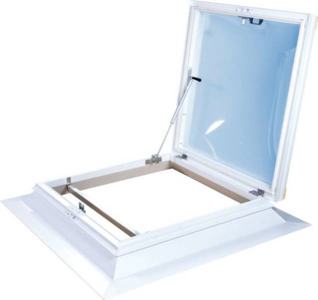 Rooflight Exidome Access Hatch