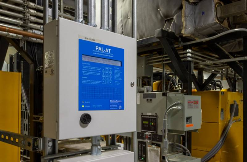 Fast Response Diesel Leak Detection System to Protect Critical 24/7 Operations