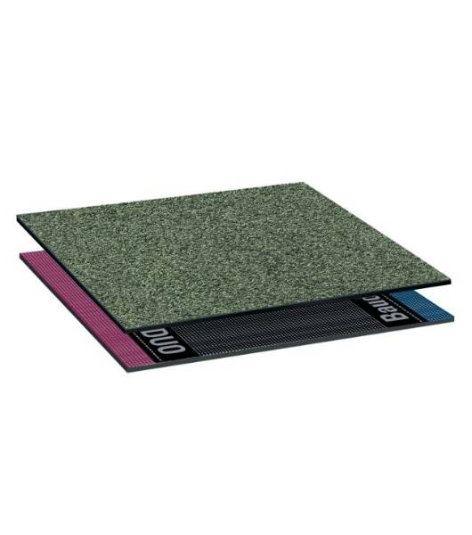 Bauder Total Green Roof System Reinforced Bitumen Membrane Cold Roof Covering System Self-Adhered (with Torch-On Capping Sheet)