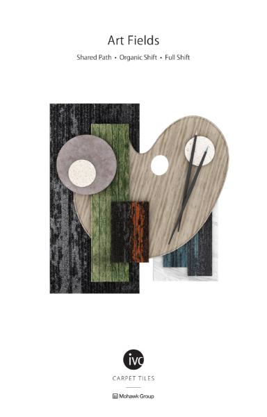Art Fields Carpet Tile Collection