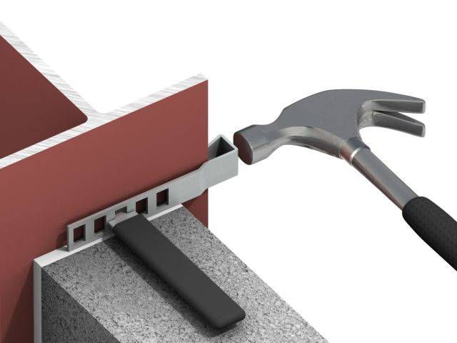 Ancon Hammer-on Steelwork Fixings