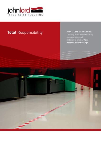 John Lord Total Responsibility Package