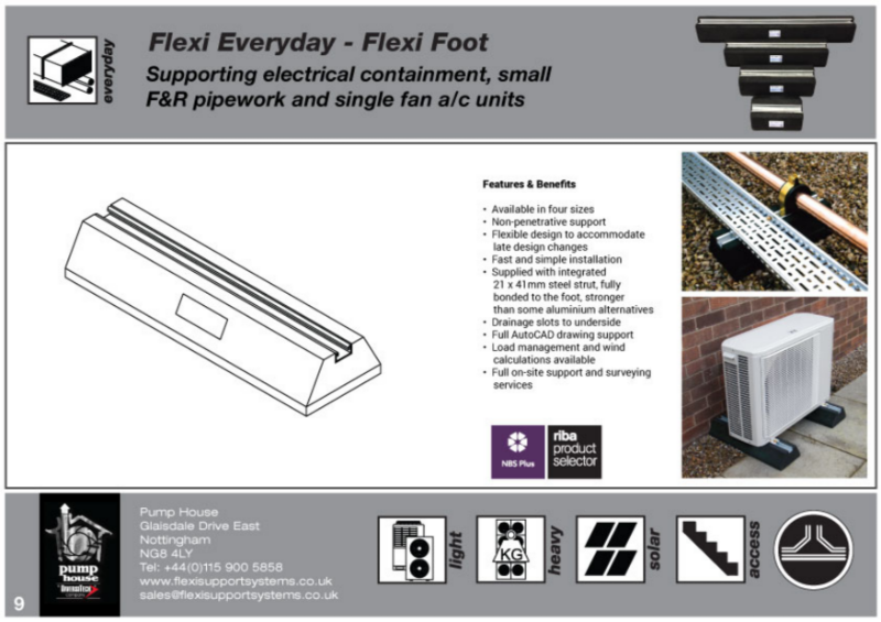 Flexi Everyday - Flexi Foot Universal