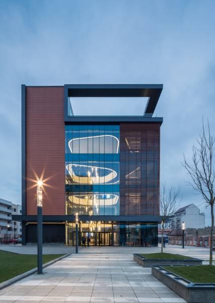 iQuest Headquarters, Romania