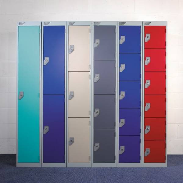 Orla Steel Lockers