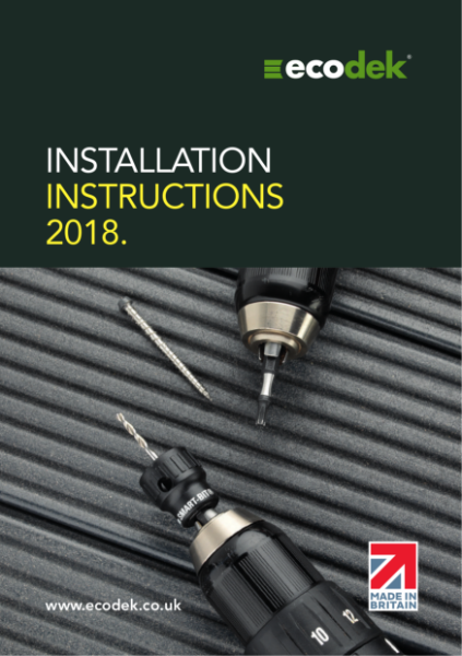 Installation Instructions Brochure