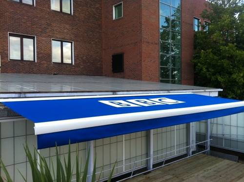 BBC Television Centre - Commercial Awning