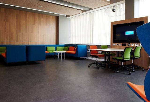 Expona Flow installed at Staffordshire University