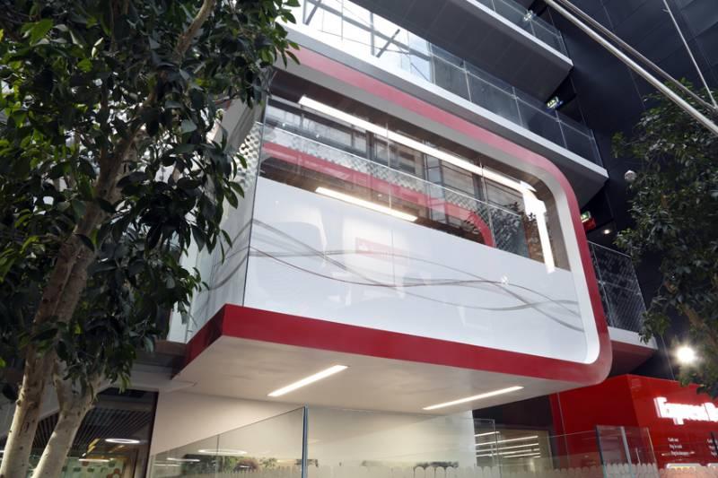 Santander UK HQ