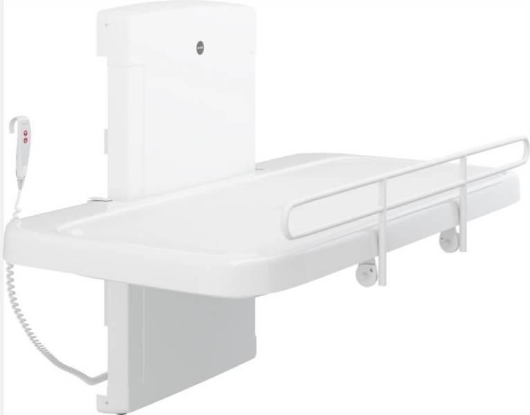 Shower Change Table 2000