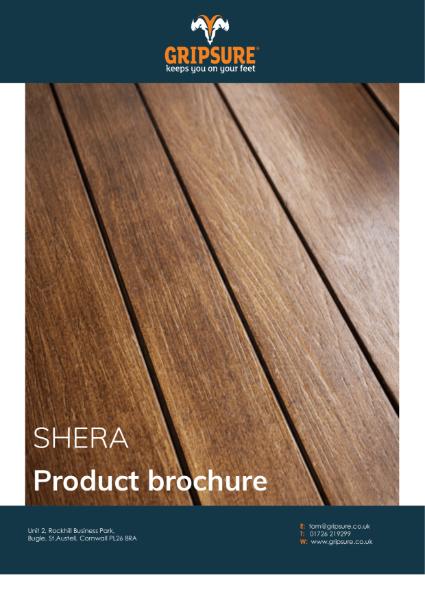 Gripsure SHERA Product Brochure