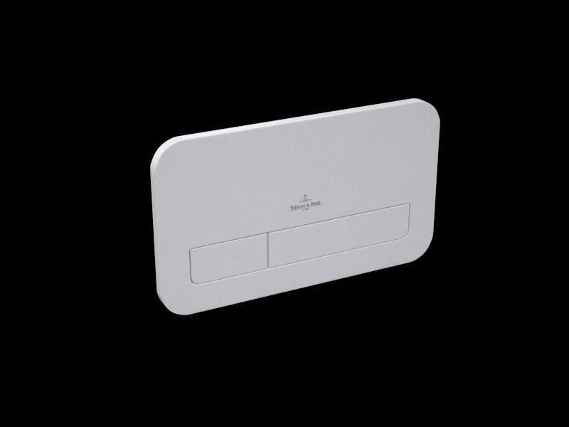VICONNECT WC Flush Plate 9224 90