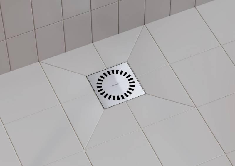 Aqua Brilliant - Shower Drain