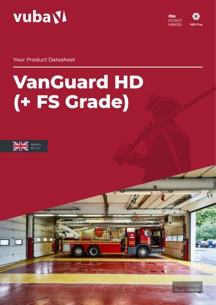 VanGuard HD Epoxy Floor Coating