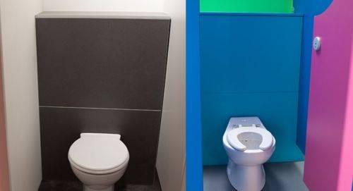 Toilet Cistern Boxing (HPL)