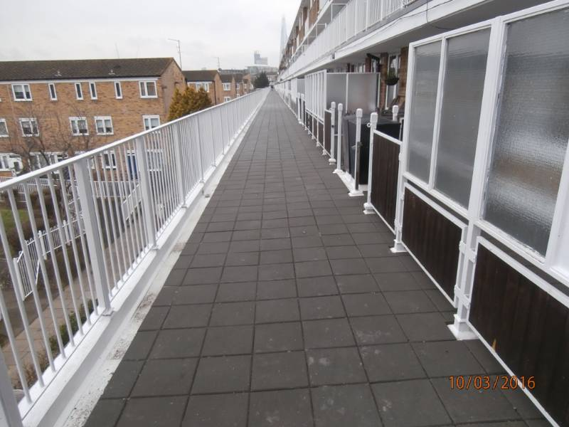 Carbon Neutral Project - Lucey Way, Southwark