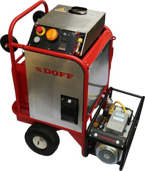 DOFF Steam Cleaning System