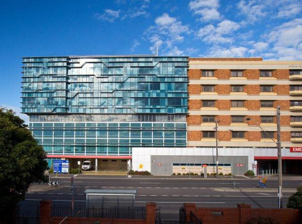 University Hospital Geelong Expansion, VIC