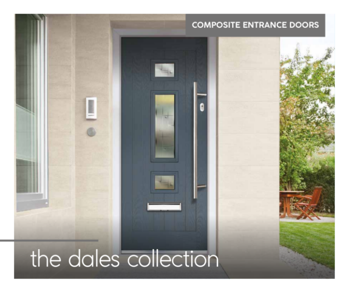 Dales Collection Composite Door Consumer Brochure