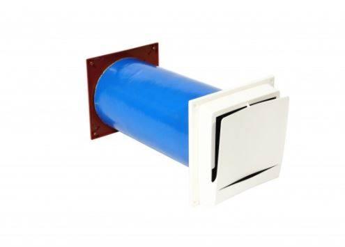 Glidevale Protect Fresh TLF-dB Acoustic Wall Ventilator