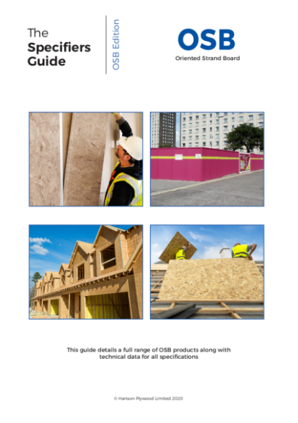 The Specifiers Guide - OSB