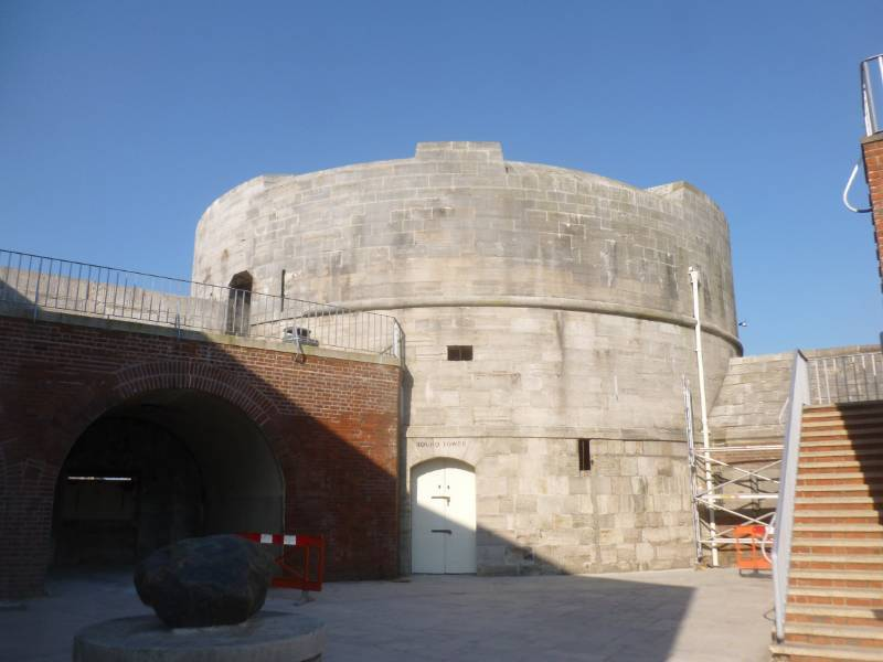 Carbon Neutral Project - Round Tower, Portsmouth