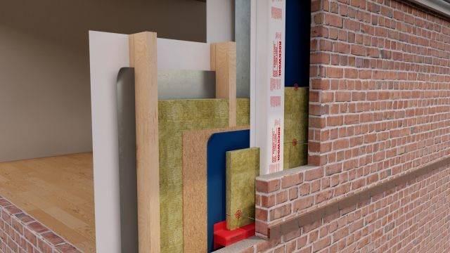 FIREPRO® PWCB Cavity Barriers