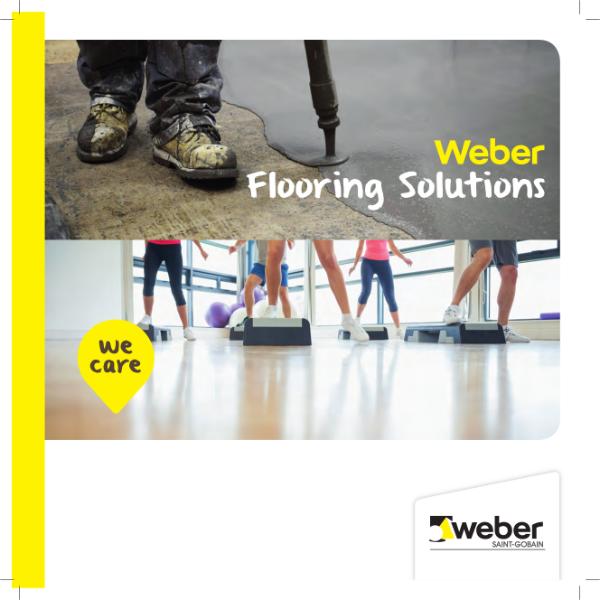 Weber Flooring Systems