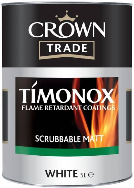 Timonox Scrubbable Matt