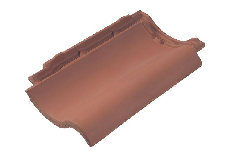 4.5k Thruvent Hollander Clay Pantile - Vent tile