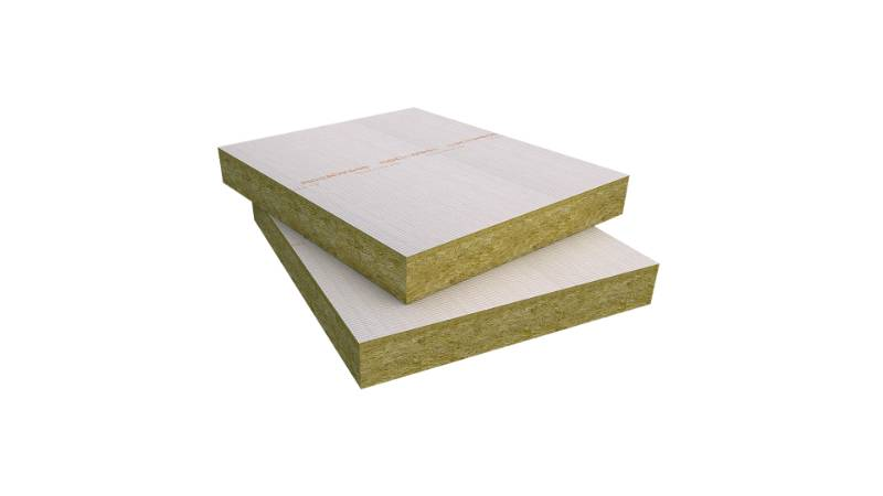 ROCKWOOL Hardrock Multi-Fix Dual Density (DD) Stone Mineral Wool Insulation