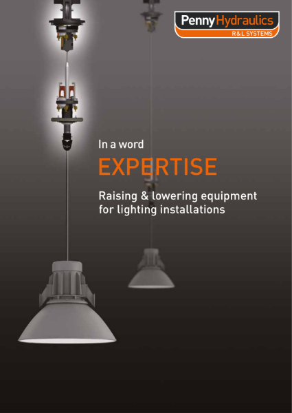 Lighting Winch Systems / Raising and Lowering Brochure