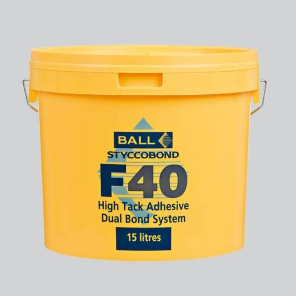 Styccobond F40 Dual-Bond adhesive