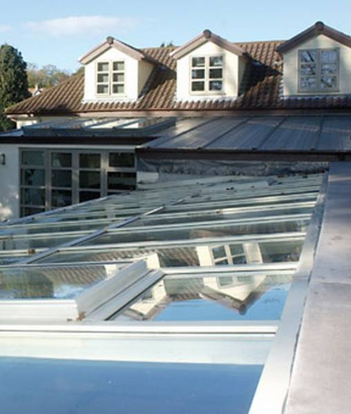 Xspan Mono Pitched Rooflight