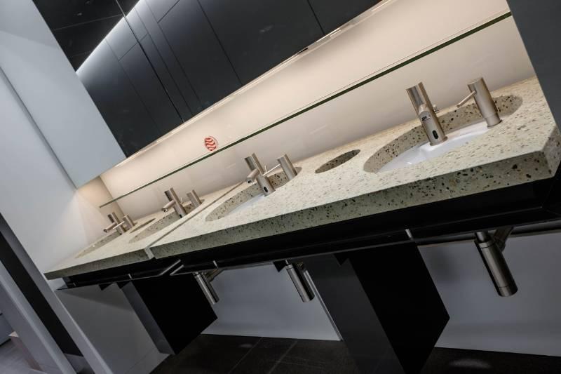 Arpeggio Vanity Units  - Concrete