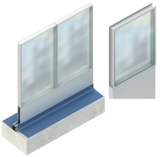 UltraTech Window Vision Panel