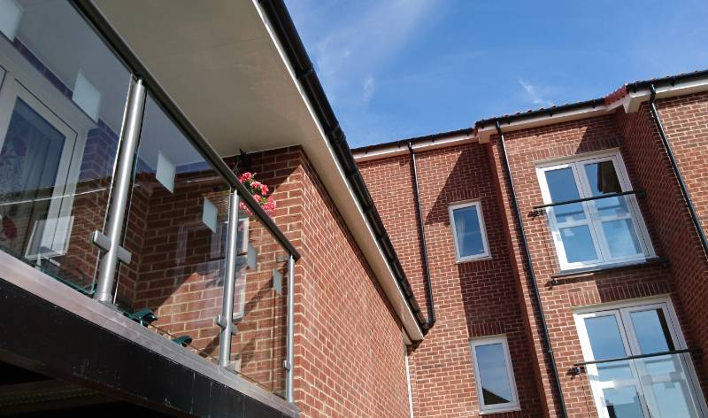 Balconies secure another prestigious specification