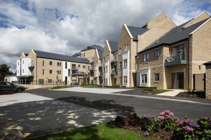 Fern Bank Extra Care, West Yorkshire