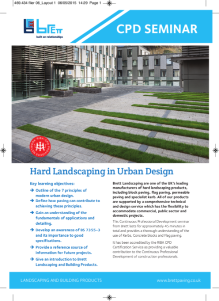 Hard Landscaping in Urban Design
