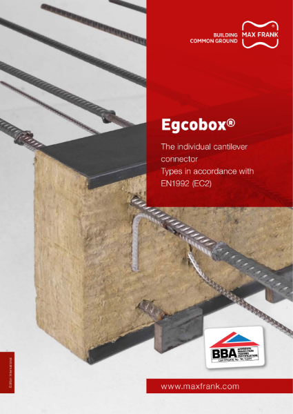 Egcobox - cantilever connection system
