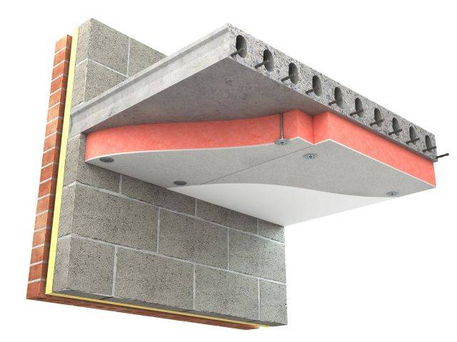 Safe-R SR/STP Soffit Plus Insulation
